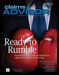 Claims Advisor Summer 2011